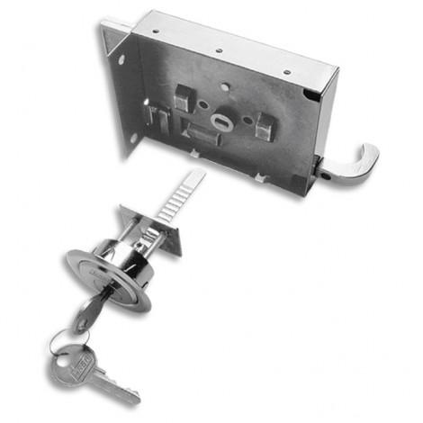 Fechadura Sobrepor - 342 com Cilindro Ajustável - 0750