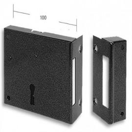 Fechadura Sobrepor - 1134B -  caixa com 10 fechaduras