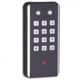Fechadura Eletrônica para armário Sobrepor - 27593 - com Cartão de Acesso
