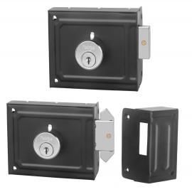 Fechadura Sobrepor - 0349 - caixa com 06 fechaduras