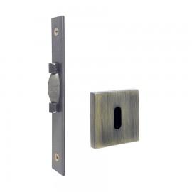 Fech. HAGA - Trava Rolete Porta de Bater - Interna - 27813