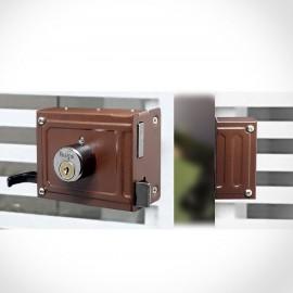 Fechadura Sobrepor - 0331B - caixa com 06 fechaduras