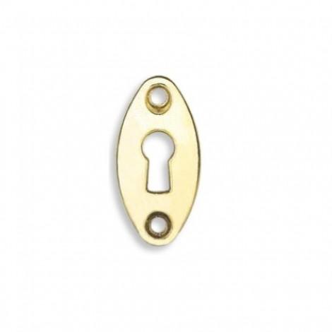 Fechadura para Móveis - Embutir - Com Espelho Oval -VD - 2020/30