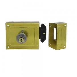 Fechadura Sobrepor - 0341 - caixa com 06 fechaduras