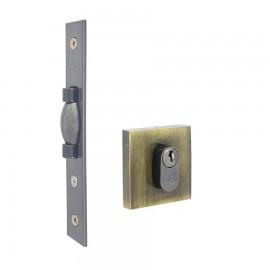 Fech. HAGA - Trava Rolete Porta de Bater - Externa - 27807