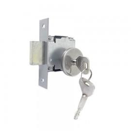 Trava de Segurança 601 -  HAGA  - Roseta 527 - 9106B - 2 peças